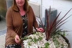 Floral Planters