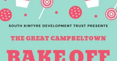 Great Campbeltown Bake Off