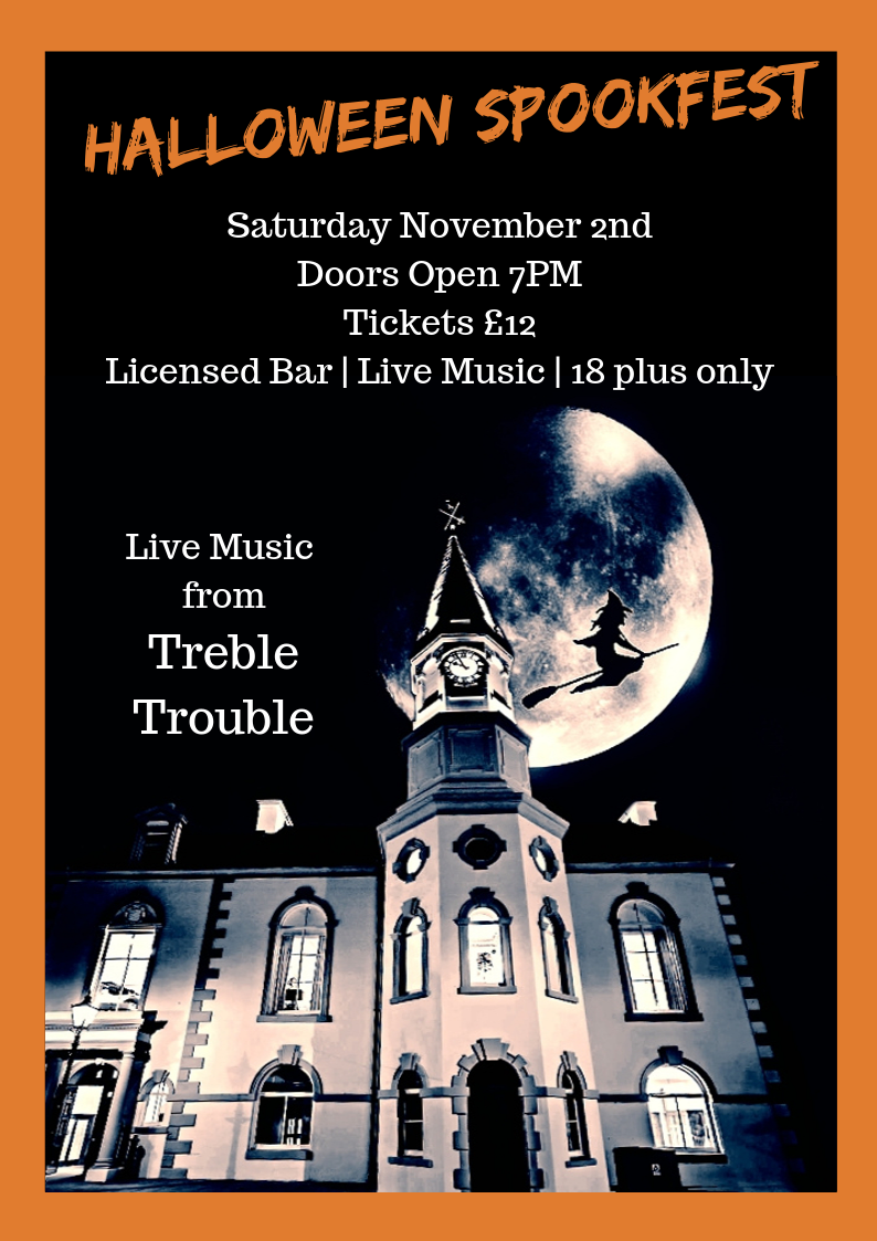 Town Hall Halloween Spookfest 2019