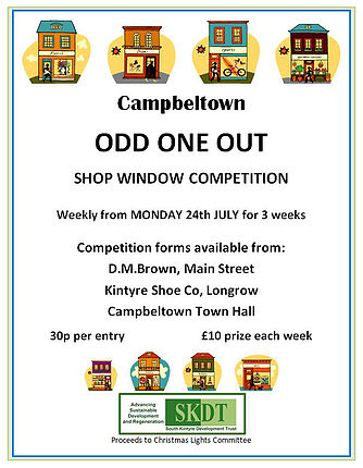 Odd one out competition 2017