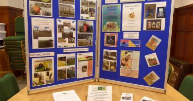 Volunteer Display
