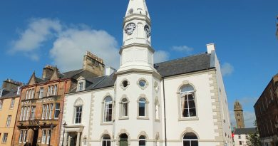 Campbeltown Town Hall