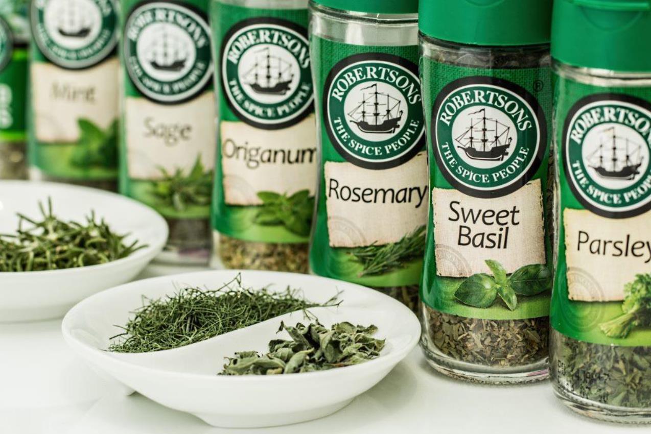 SKDT Community Herb Garden