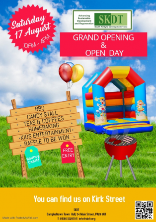 SKDT Hall Grand Opening and Open Day