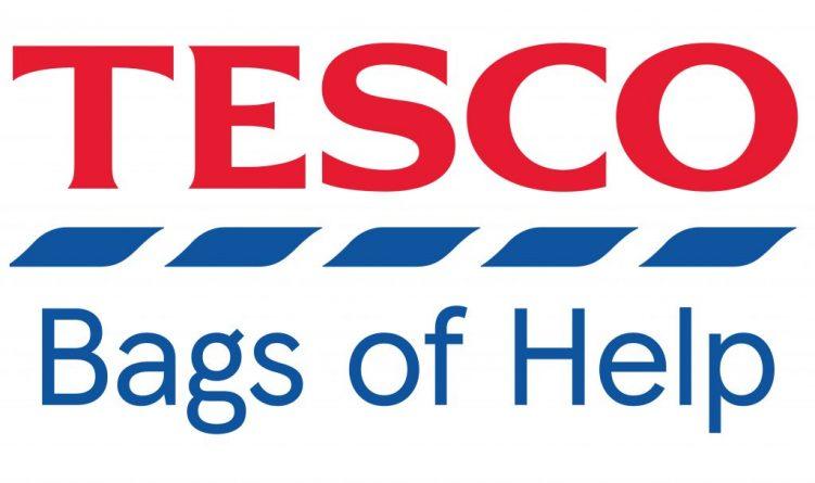 Tesco Bags of help logo