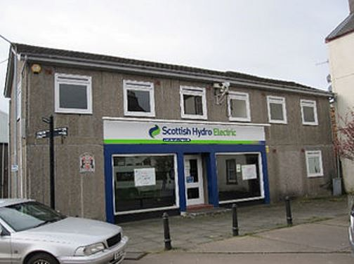 SSE Hydro Electric Shop, Campbeltown